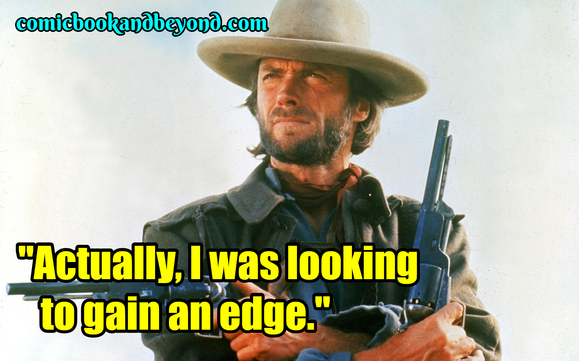 100+ The Outlaw Josey Wales Quotes From The Wild Wild West