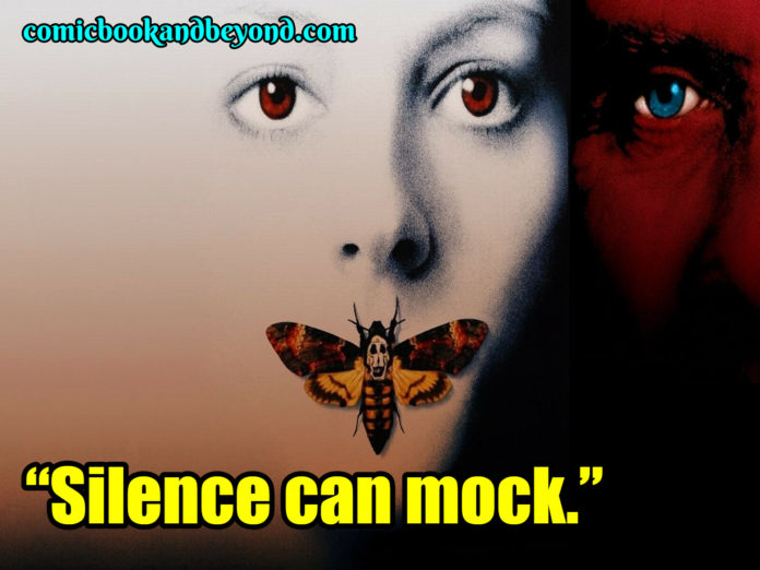 The Silence Of The Lambs Quotes