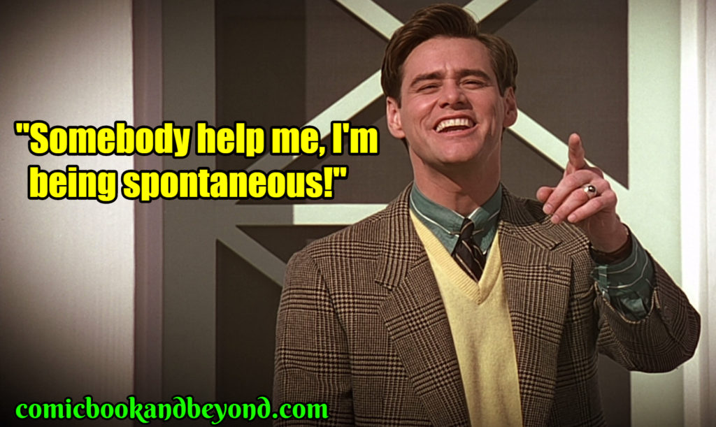 The Truman Show famous quotes