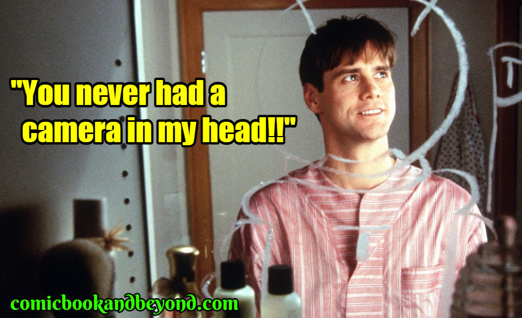 The Truman Show popular quotes