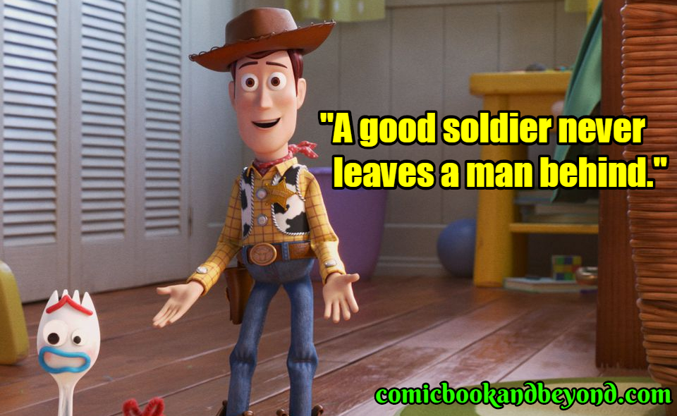 Toy Story best quotes