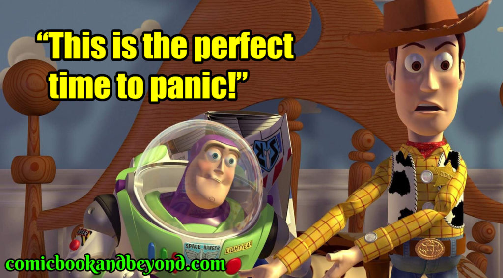 Toy Story popular quotes