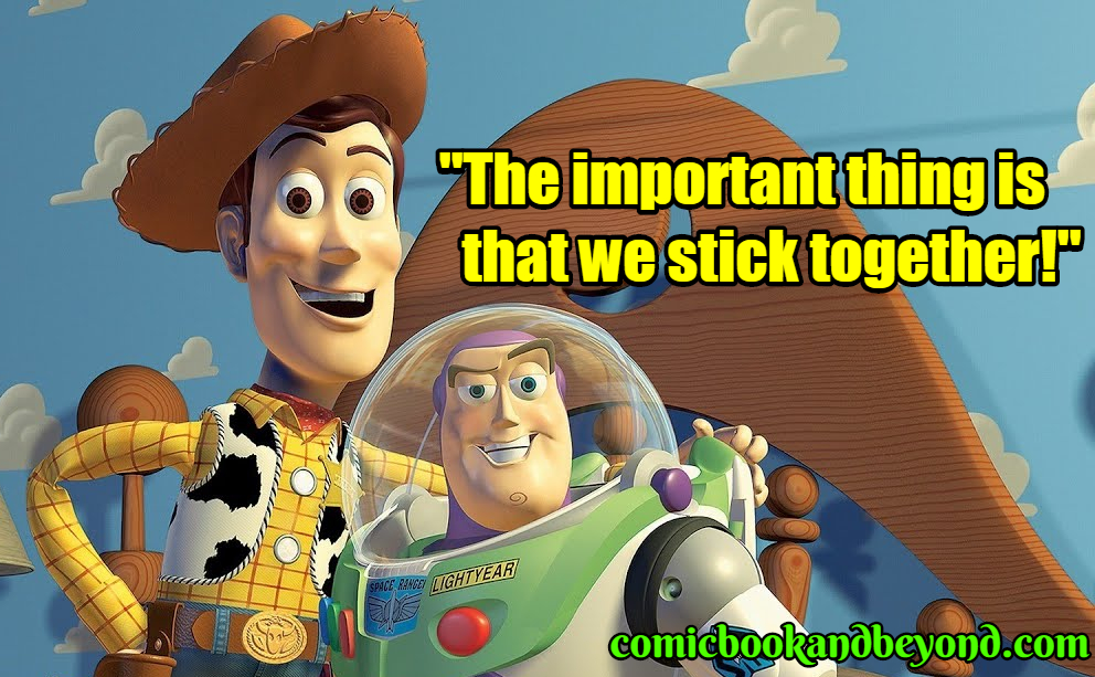 Toy Story quotes