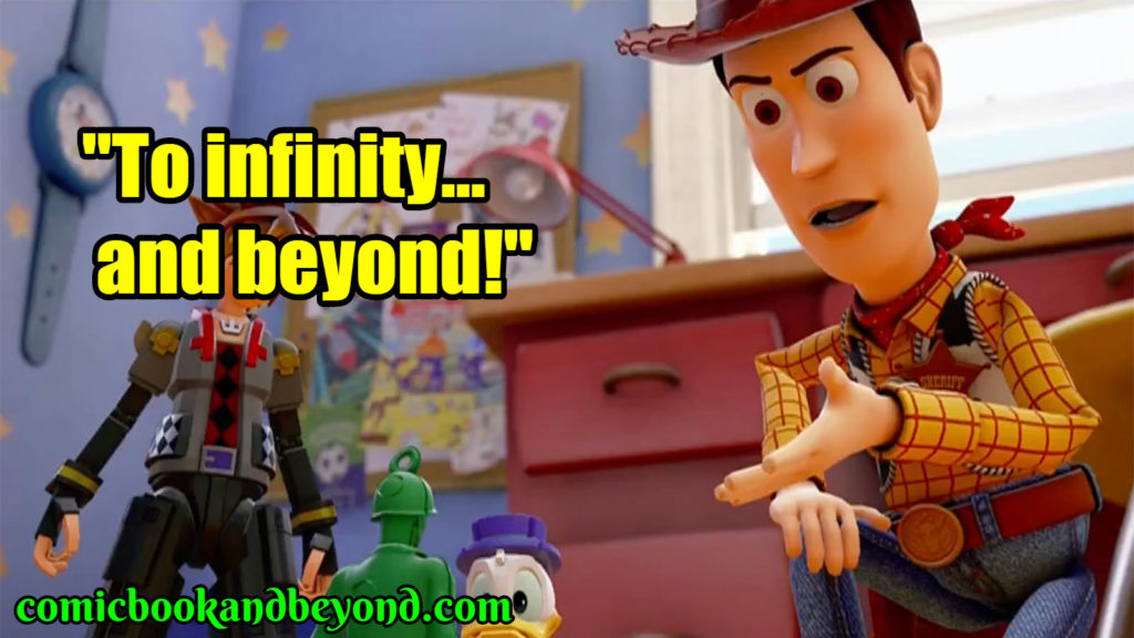 Toy Story saying