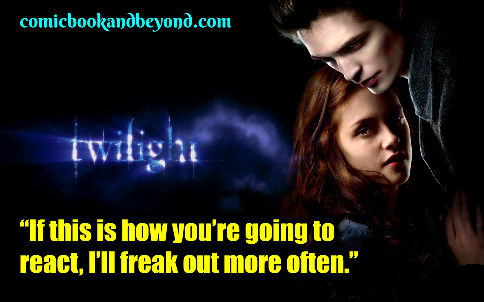 Twilight famous Quotes (2)