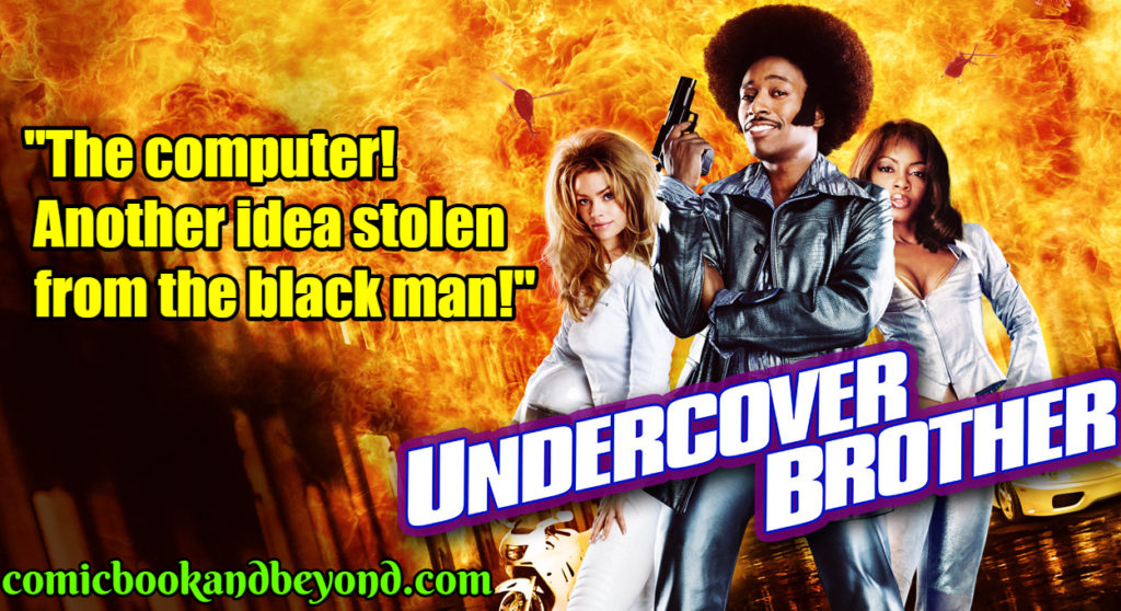 Undercover Brother quotes