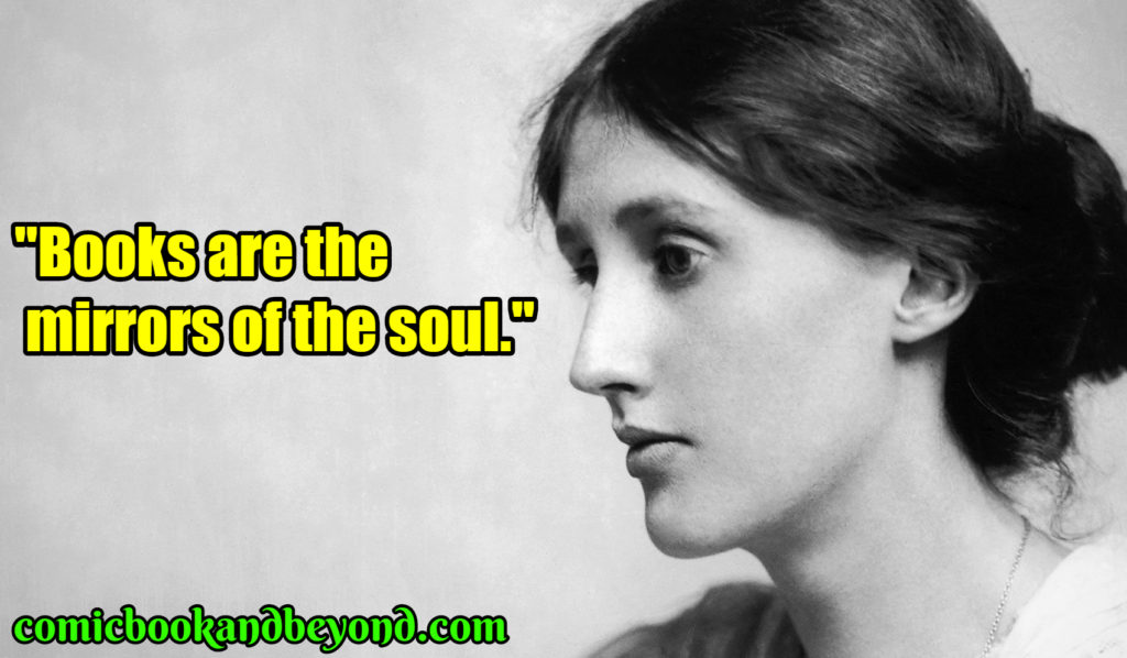 Virginia Woolf famous quotes