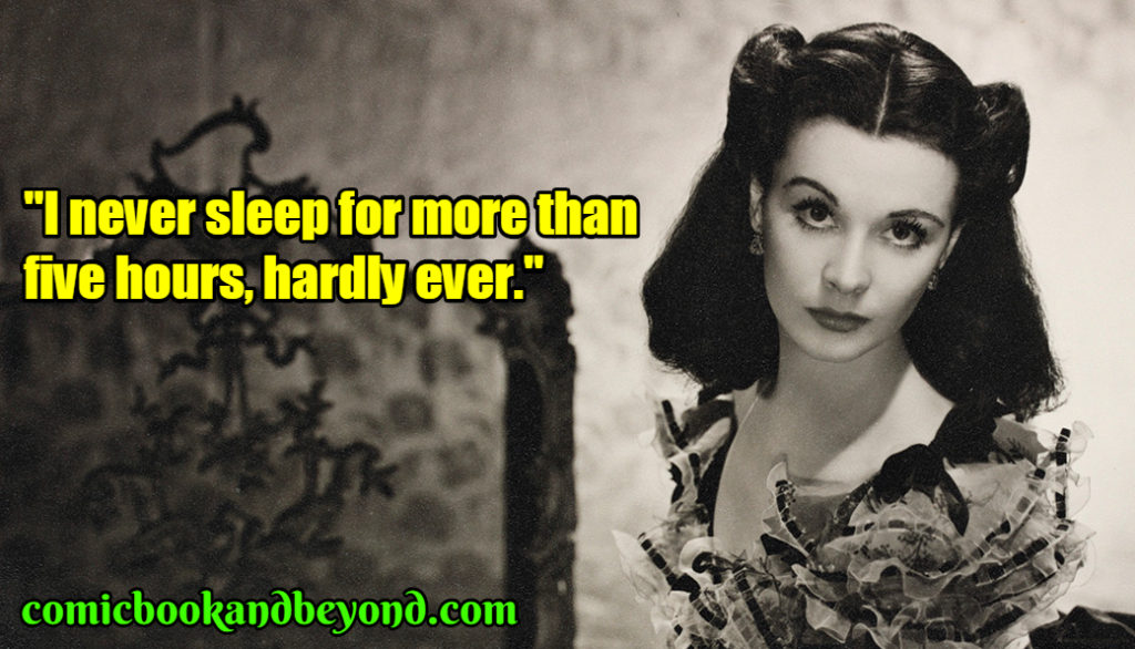Vivien Leigh best quotes