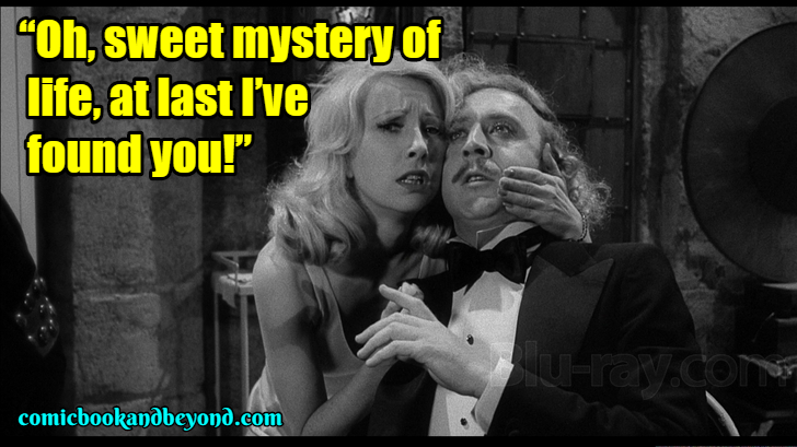 Young Frankenstein saying