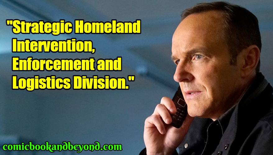 Agent Phil Coulson popular quotes