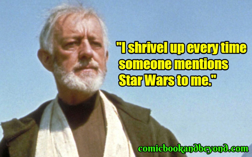Alec Guinness best quotes
