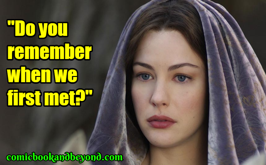 Arwen best quotes