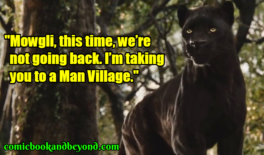 100+ Bagheera Quotes From The Jungle Book That Will Teach