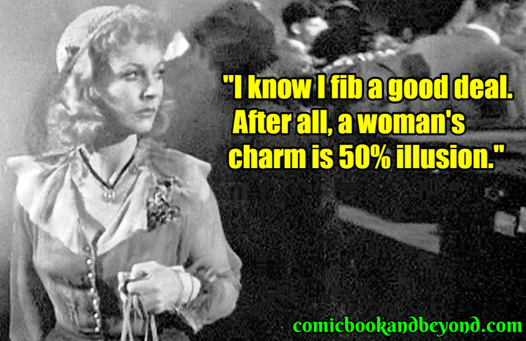 Blanche DuBois popular quotes