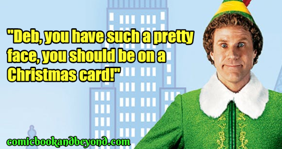 Buddy the Elf Best Quotes