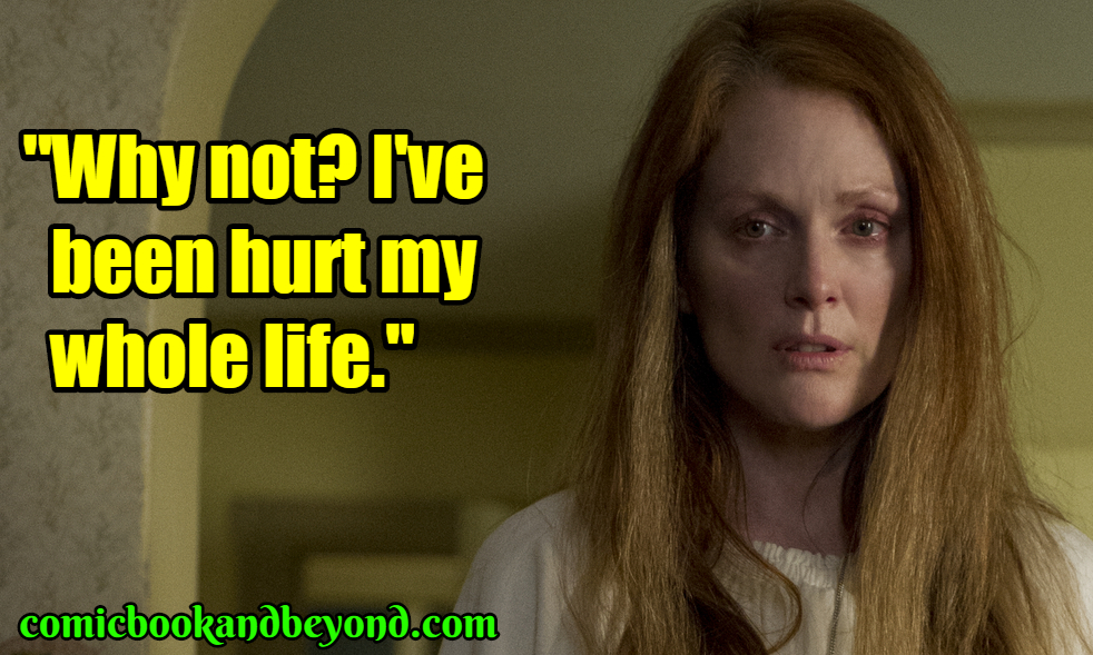 Carrie White famous quotes