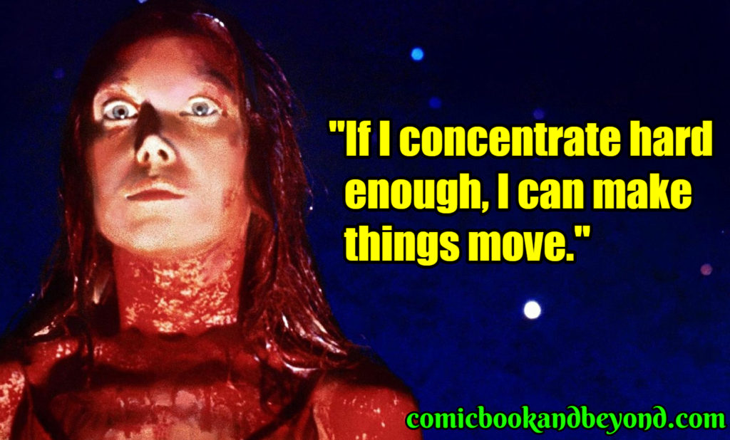 Carrie White quotes