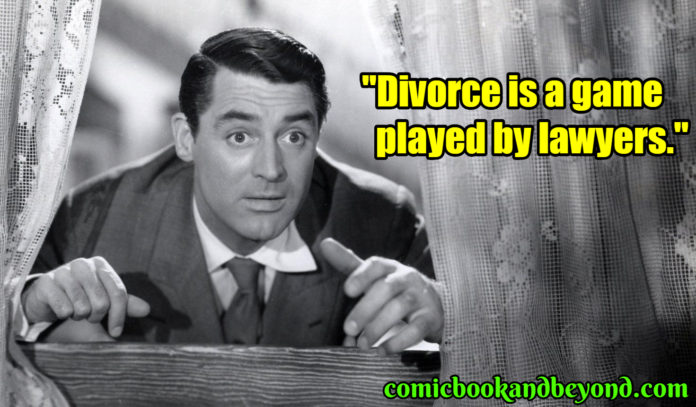 Cary Grant best quotes