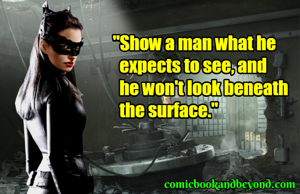 Catwoman popular quotes