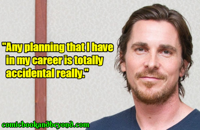 Christian Bale best quotes