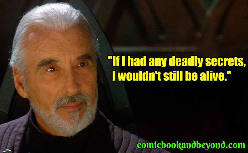 Christopher Lee best quotes