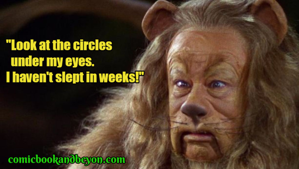Cowardly Lion Popular Quotes