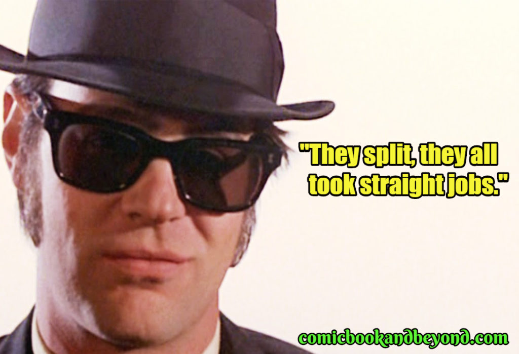 Elwood Blues Quotes