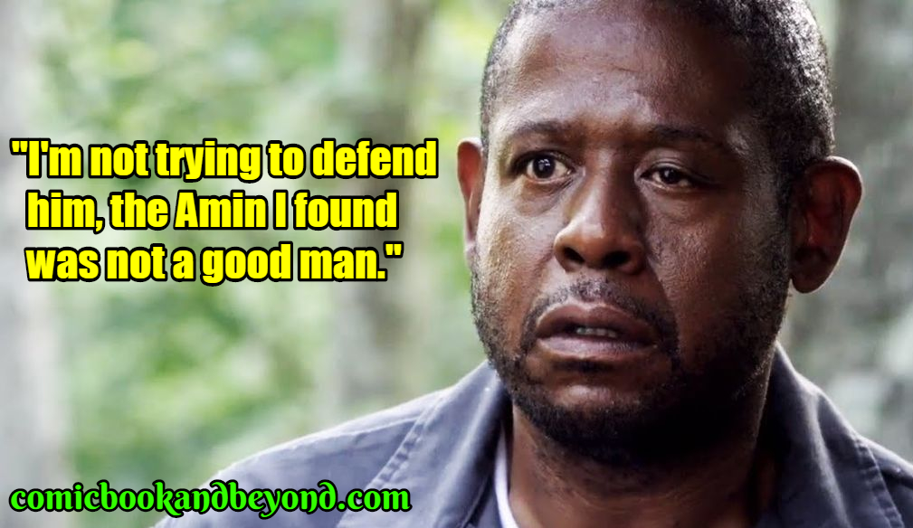 Forest Whitaker famous quotes