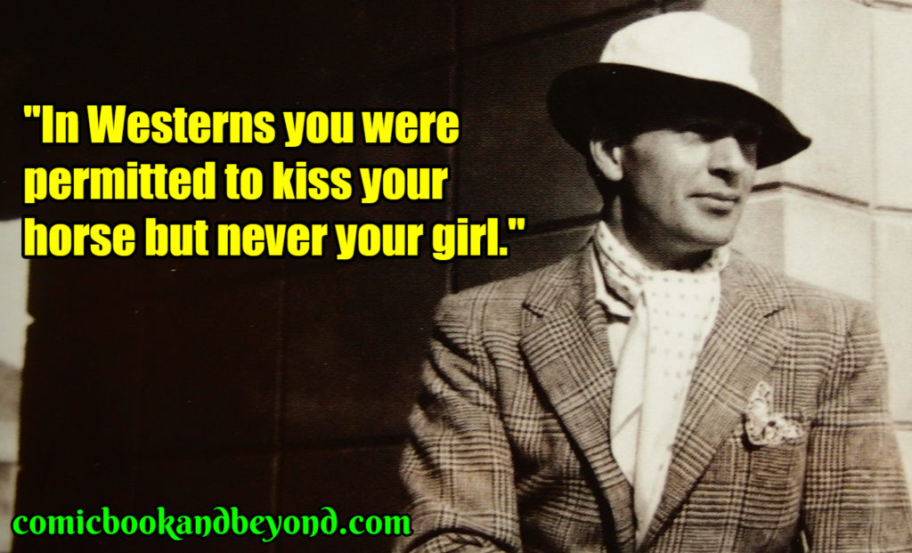 Gary Cooper popular quotes