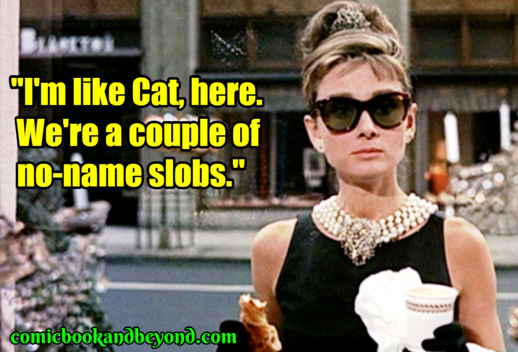 Holly Golightly famous quotes