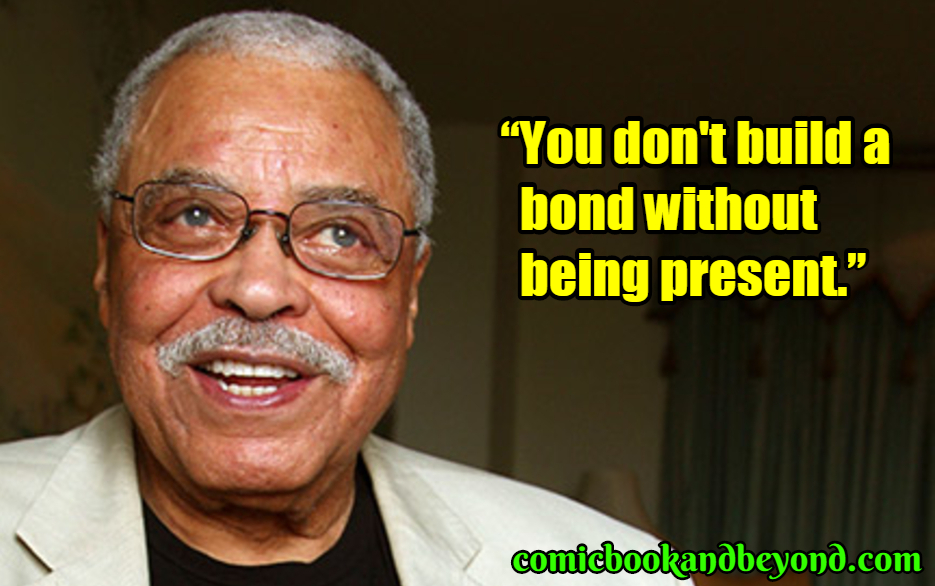 James Earl Jones best quotes