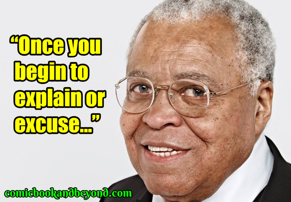 James Earl Jones famous quotes