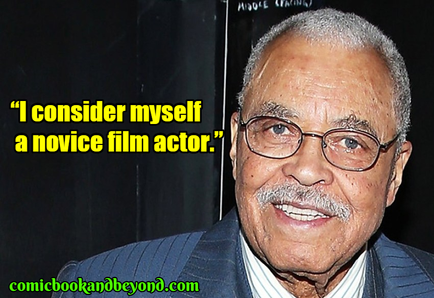 James Earl Jones popular quotes