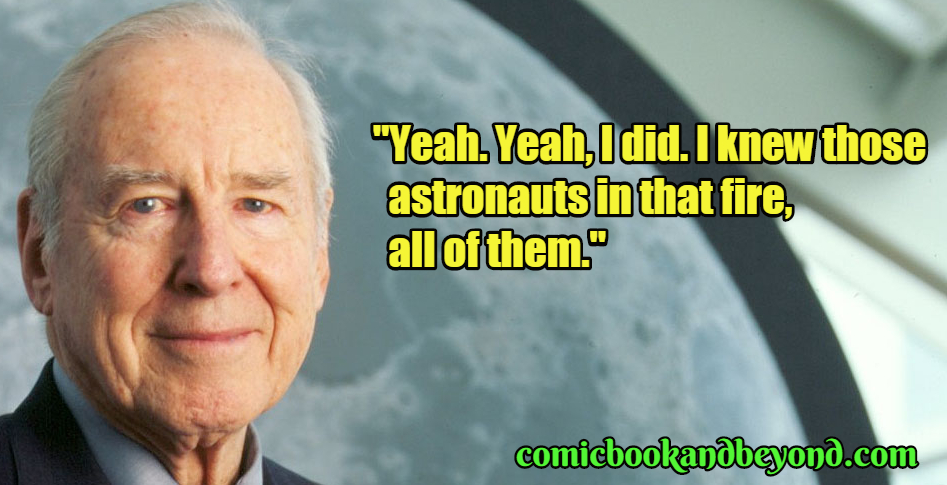 Jim Lovell Best Quotes