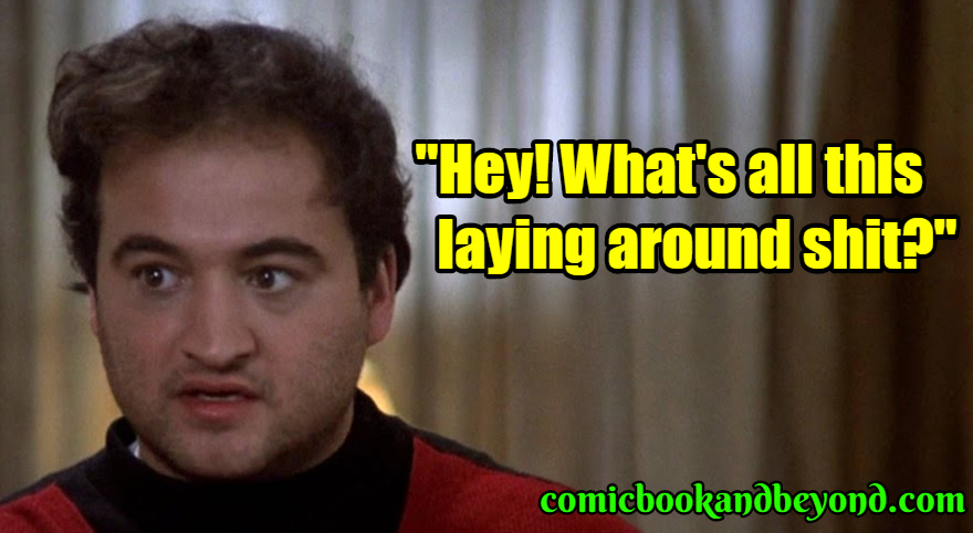 John Bluto Blutarsky famous quotes