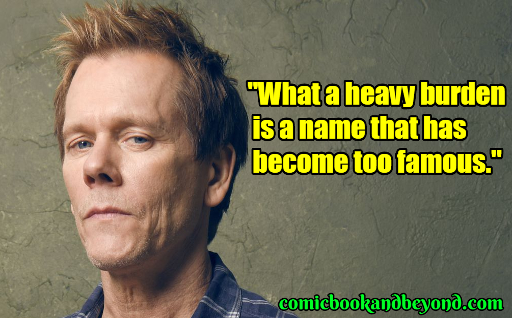 Kevin Bacon best quotes
