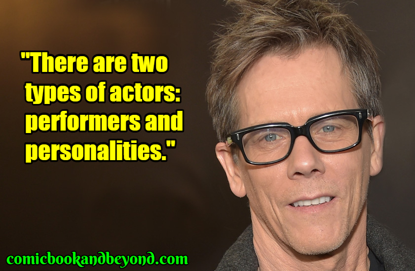 Kevin Bacon saying