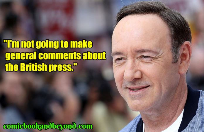 Kevin Spacey best quotes