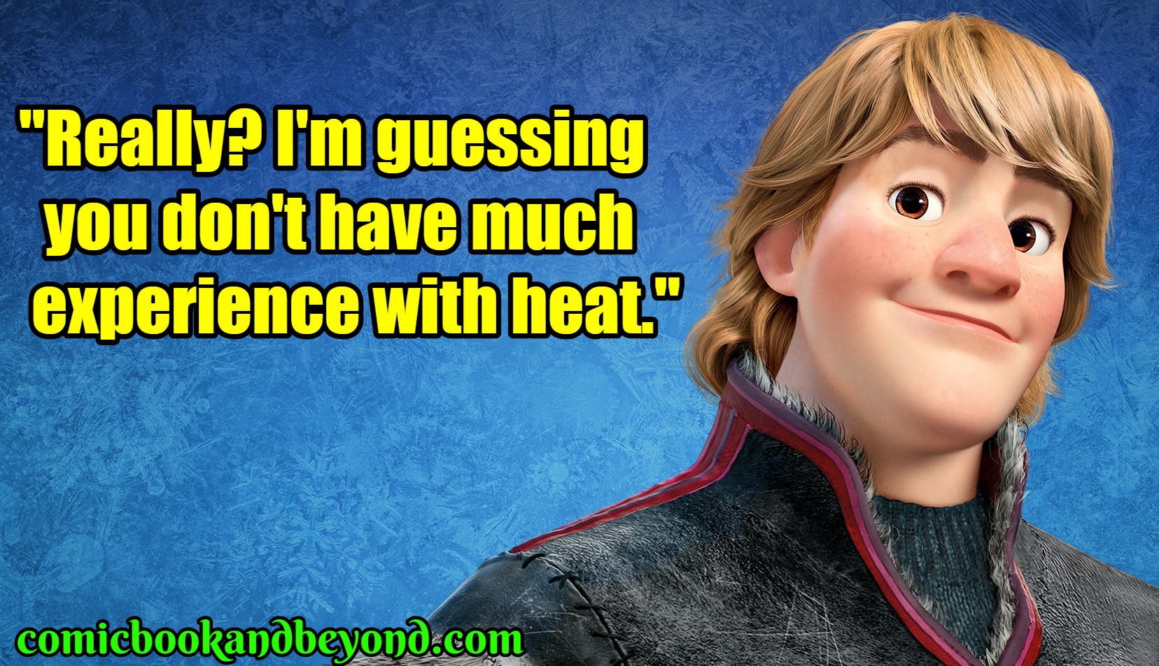 70+ Kristoff Quotes From Frozen That Will Prove He Is One Of ...