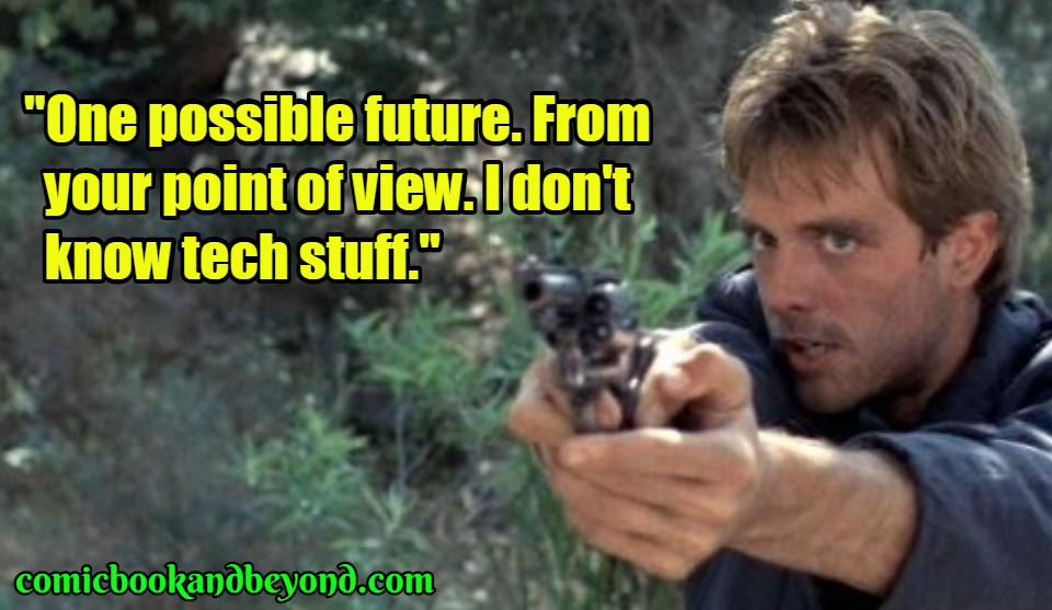 Kyle Reese Quotes