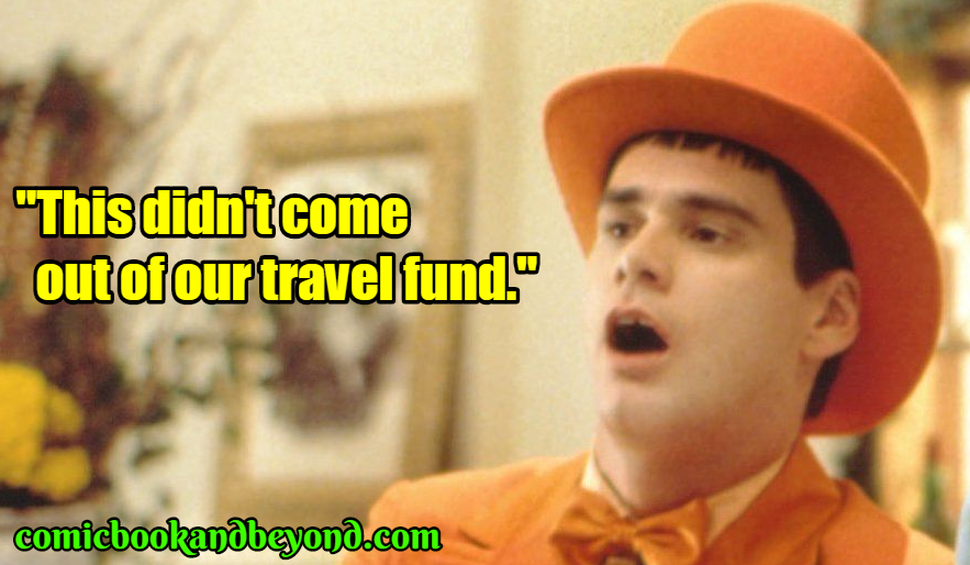 Lloyd Christmas famous quotes