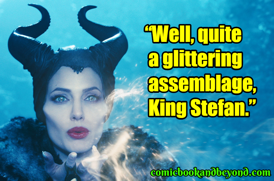 Maleficent famous quotes