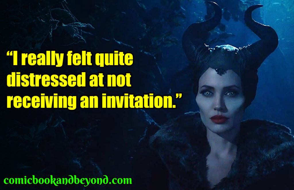 100 Maleficent Quotes From The Sleeping Beauty Movie