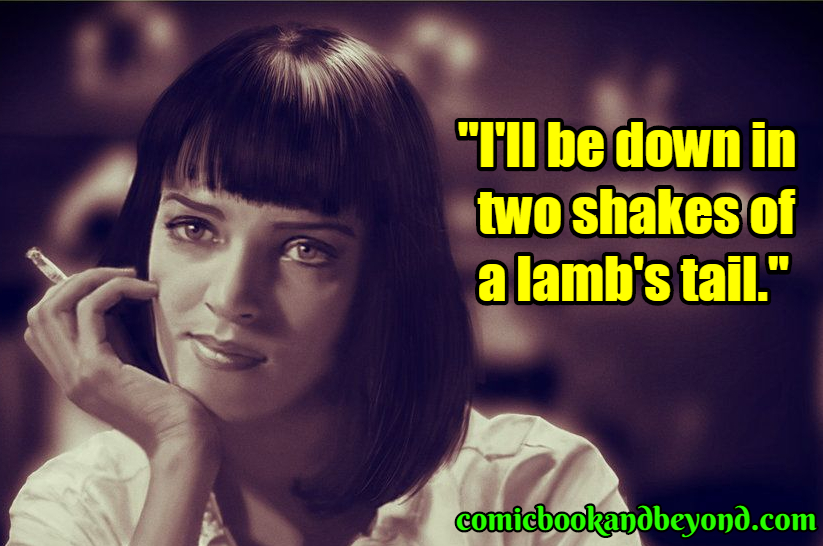 Mia Wallace best quotes
