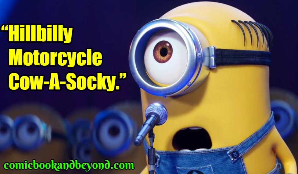 Minions best quotes