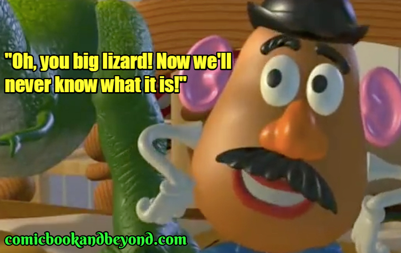 Mr. Potato Head Popular Quotes
