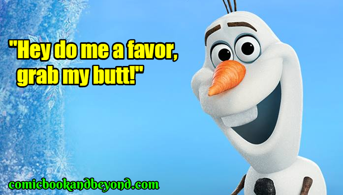 Olaf popular quotes