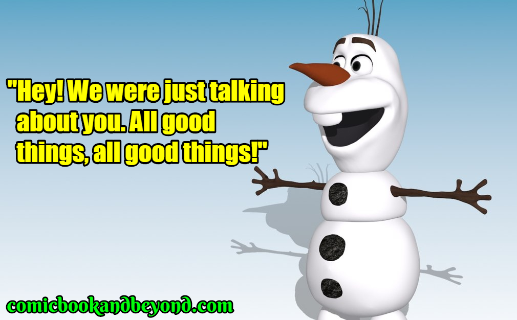 Olaf quotes