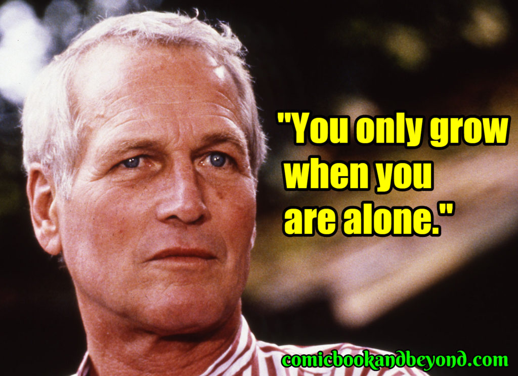 Paul Newman famous quotes