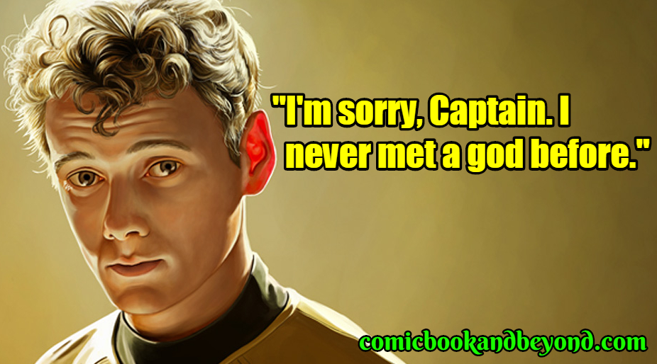 Pavel Chekov famous quotes